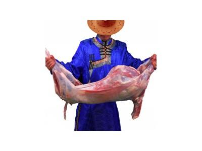 草原力生 年货礼盒礼包全羊30斤 内蒙古特产排酸羊锡盟清真羔羊白条羊烤全羊整羊